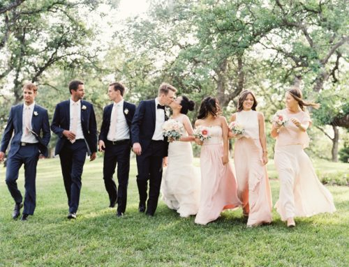 BACKYARD WEDDING | JUNIE & BRONZON